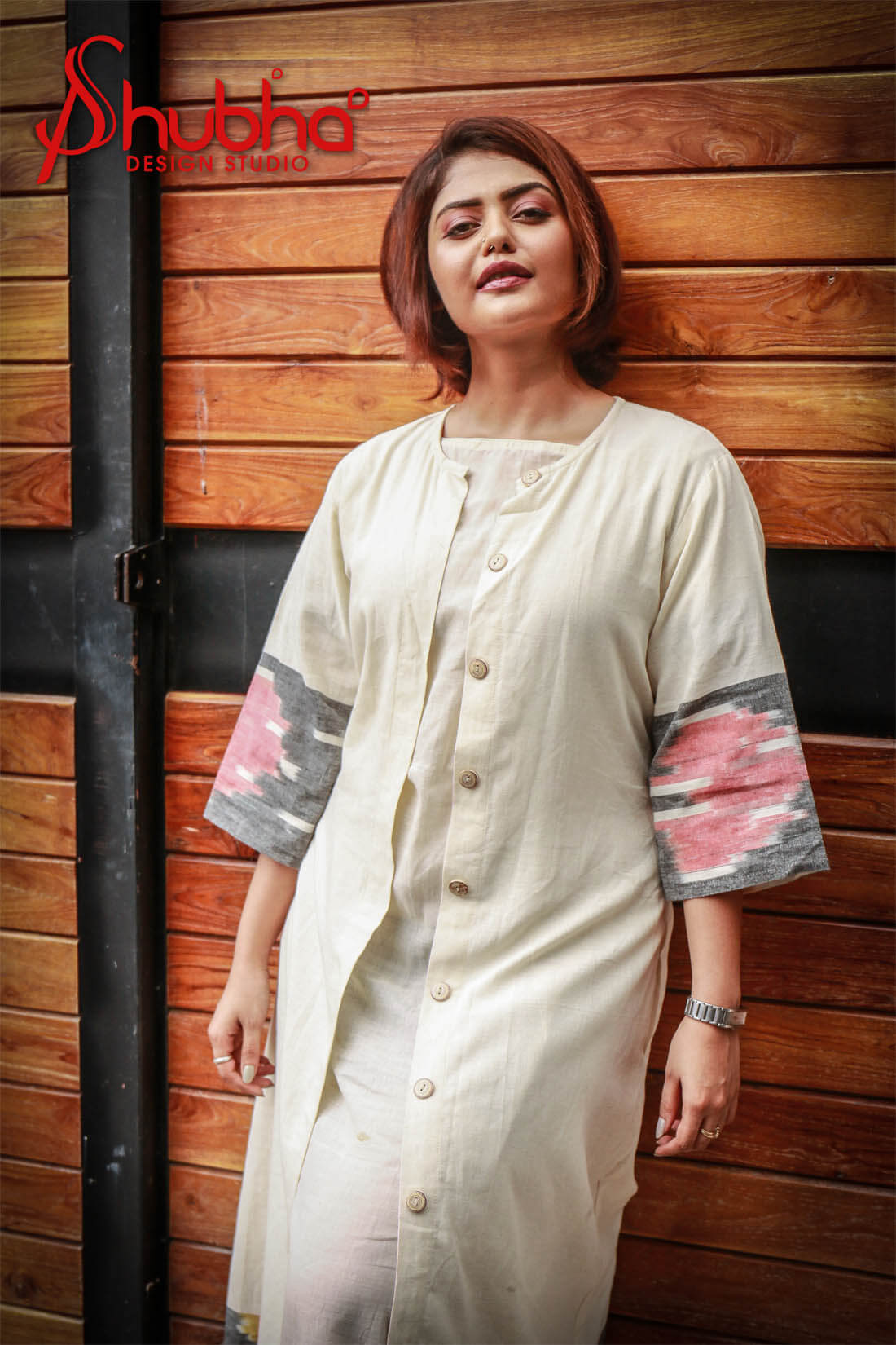Khadi Kora Summer Jacket